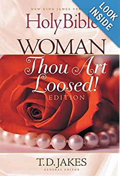 Holy Bible, Woman Thou Art Loosed Edition e-book