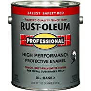 Rust Oleum 242257 VOC For SCAQMD Professional Enamel-VOC GLOSS RED PRO ENAMEL