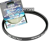 Hoya 62mm DMC PRO1 Clear Protector Digital Filter [Camera]