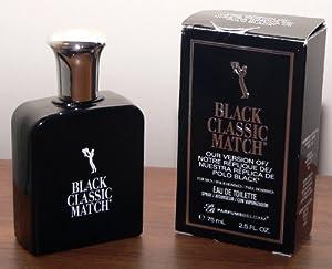 Black Classic Match Our Version Of Polo Black Spray Perfume, 2.5 fl oz