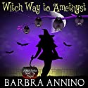Witch Way to Amethyst: The Prequel: A Stacy Justice Mystery, Book 0 Audiobook by Barbra Annino Narrated by Erin Fossa