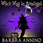 Witch Way to Amethyst: The Prequel: A Stacy Justice Mystery, Book 0 | Barbra Annino