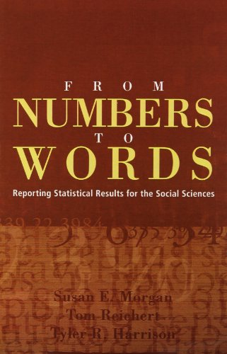 From Numbers to Words: Reporting Statistical Results for...