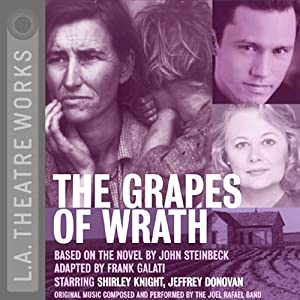 The Grapes of Wrath Performance