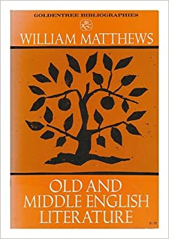 old and middle english literature Most of middle english literature, at least up until the  he consciously used  much more old english.