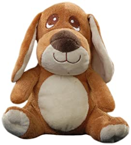 Play n Pets PNP-2938B Sitting Dog (Large), Brown