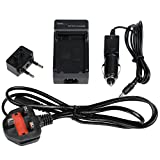 TOP-MAX D-LI109 Battery Travel Charger for Pentax K-2 K2 K-R KR [Electronics]