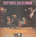 Live In London LP (Vinyl Album) UK Harvest 1982