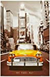 1art1 Poster New York Taxi