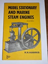 Model stationary and marine steam engines