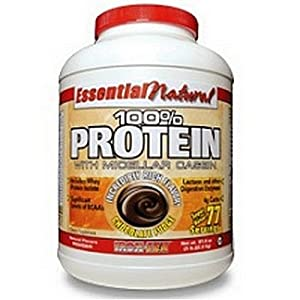 Iron-tek Essential Natural 100% Protein, Banana 5-pounds