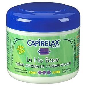 Capirelax Le No Base Creme Relaxer Super 250ml