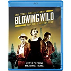 Blowing Wild [Blu-ray]