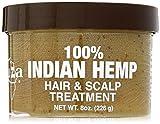 Kuza Indian Hemp Hair & Scalp Treatment - 8 Oz