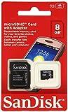 SanDisk microSDHC 8GB Speicherkarte