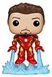 Funko 6001 POP Marvel Avengers 2 Unmasked Iron Man Action Figure