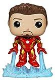 Funko POP Marvel: Avengers 2 Unmasked Iron Man Action Figure (Amazon Exclusive)