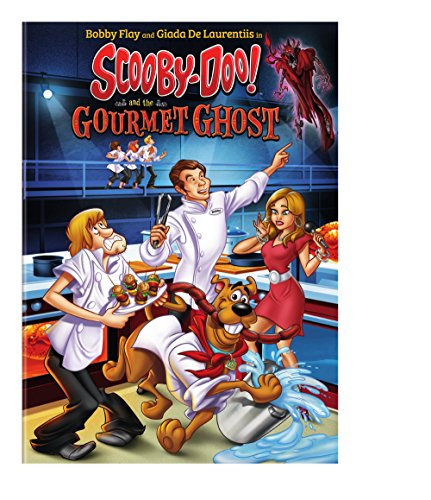 DVD : Scooby-doo & The Gourmet Ghost (Amaray Case, Dolby)