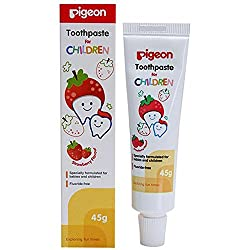 Pigeon Children Toothpaste (Strawberry) 45g