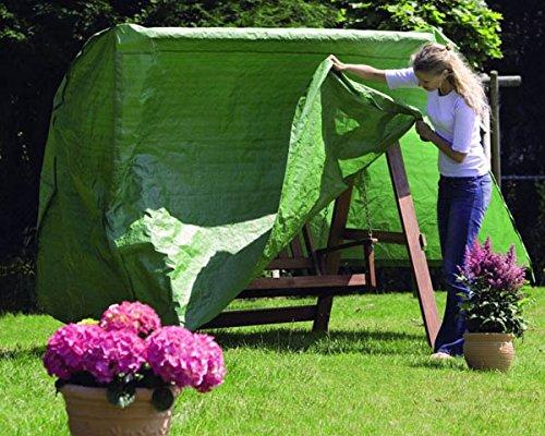 Nature Schutzhülle Rimini für Gartenmöbel Hollywoodschaukel 100 g/m² kaufen
