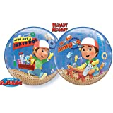 22 Inch Handy Manny 3D Bubble Ball