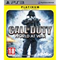 Call of Duty 5 : World at War - �dition platinum