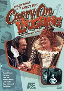 Carry On Laughing - The Complete Series
