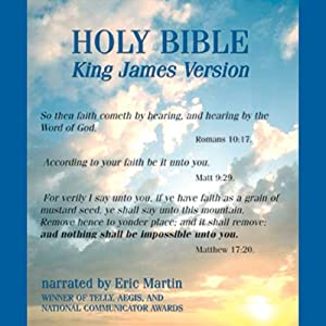 The King James Audio Bible Audiobook