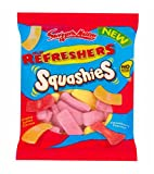 Swizzels Matlow Refreshers Squashies x10 Bags (160g Each)
