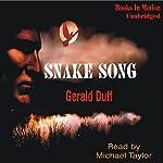 Snake Song | Gerald Duff