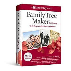 Family Tree Maker Platinum 2012