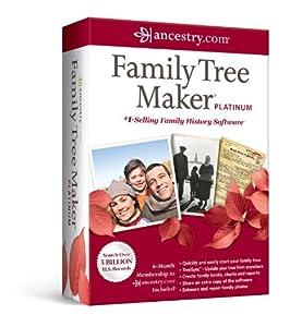 Family Tree Maker Platinum [OLD VERSION]