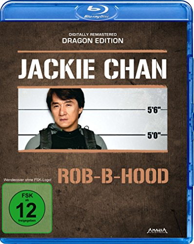 Rob-B-Hood - Dragon Edition [Blu-ray]