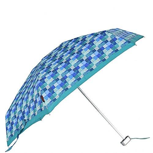 samsonite-accessoires-taschenschirm-17-cm-blue-mix