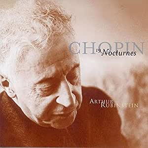 Chopin : 19 Nocturnes - The Rubinstein Collection, vol.49