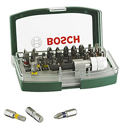2607017063 Screwdriver Bit Set