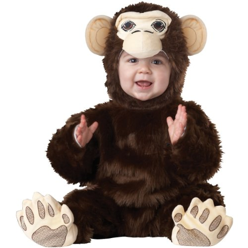 Animal Planet Chimpanzee Infant Costume
