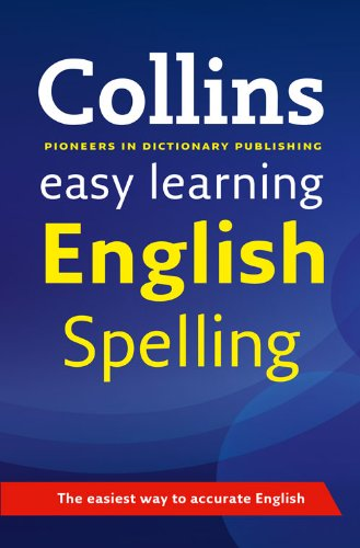 Collins Easy Learning English Spelling PDF