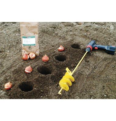 Auger Bulb Planter 3 Inch Diameter