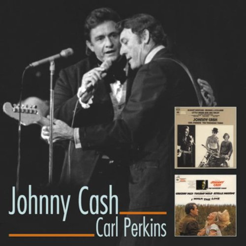 Johnny Cash - Little Fauss And Big Halsy - Zortam Music