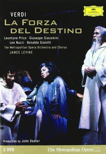 La fuerza del destino (Levine) - Verdi - DVD
