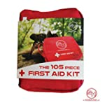 First Aid Kit - Emergency Survival Ba...