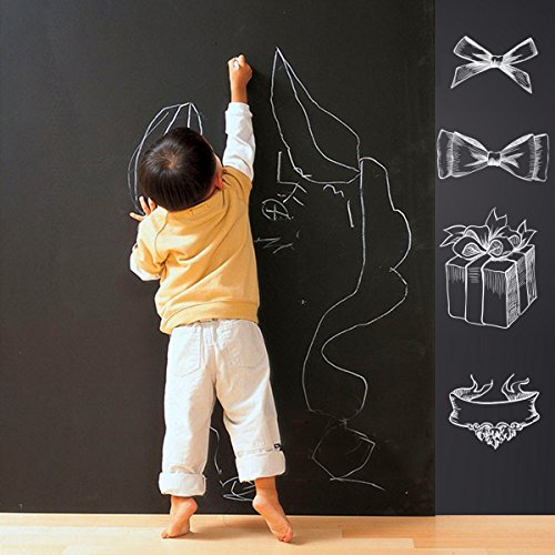 cusfull-self-adhesive-blackboard-removable-chalkboard-wall-sticker-for-homeoffice-decor-354-x-787-bl