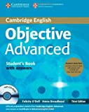Objective CAE 3rd  Student's Book Pack (Student's Book with Answers with CD-ROM and Class Audio CDs (2))