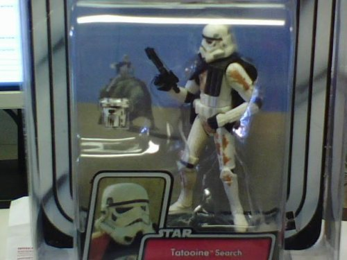 Star Wars Sandtrooper Tatooine Search