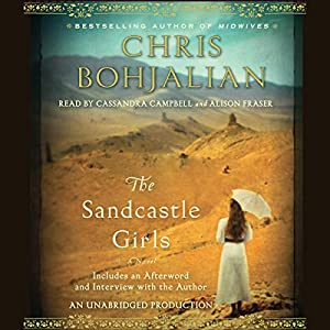 The Sandcastle Girls Audiobook
