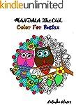 Mandala : The OWL: Intricate Mandalas...
