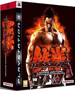Tekken 6 - édition collector