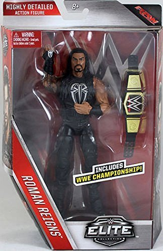 wwe-elite-serie-45-figurine-daction-roman-reigns-w-wwe-ceinture-champion