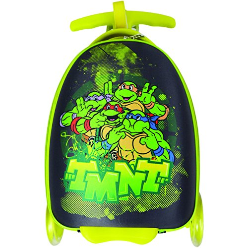 Nickelodeon Kid's TMNT Upright Scooter Suitcase (Upright Scooter compare prices)